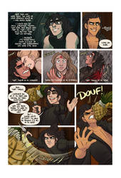 Mias and Elle - Chapter 5 - Page 48 by StressedJenny