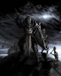 Lamorak`s triumph by Chrislor