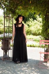 Robe noire by LordOrgl