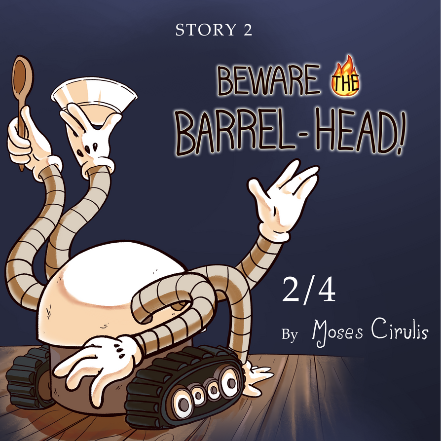 Ohmworld-Beware the Barrel Head! Part 2! by mosobot64