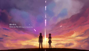 [FANART] Kimi no Na wa by ToshioHD
