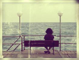 Alone by psychofunk