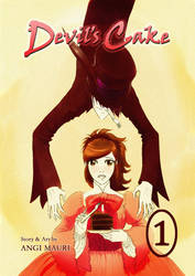 DC Vol 1 AVAILABLE by angeline-M
