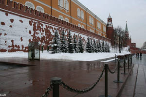 Moscow by CrazyDD
