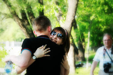 hugs by CrazyDD