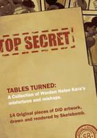 Tables Turned: A Skelebomb Sketchbook by Skelebomb