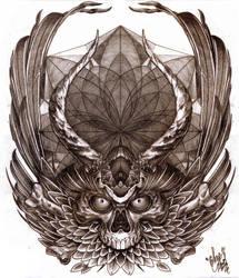 Skull by PopovAndreyAMP
