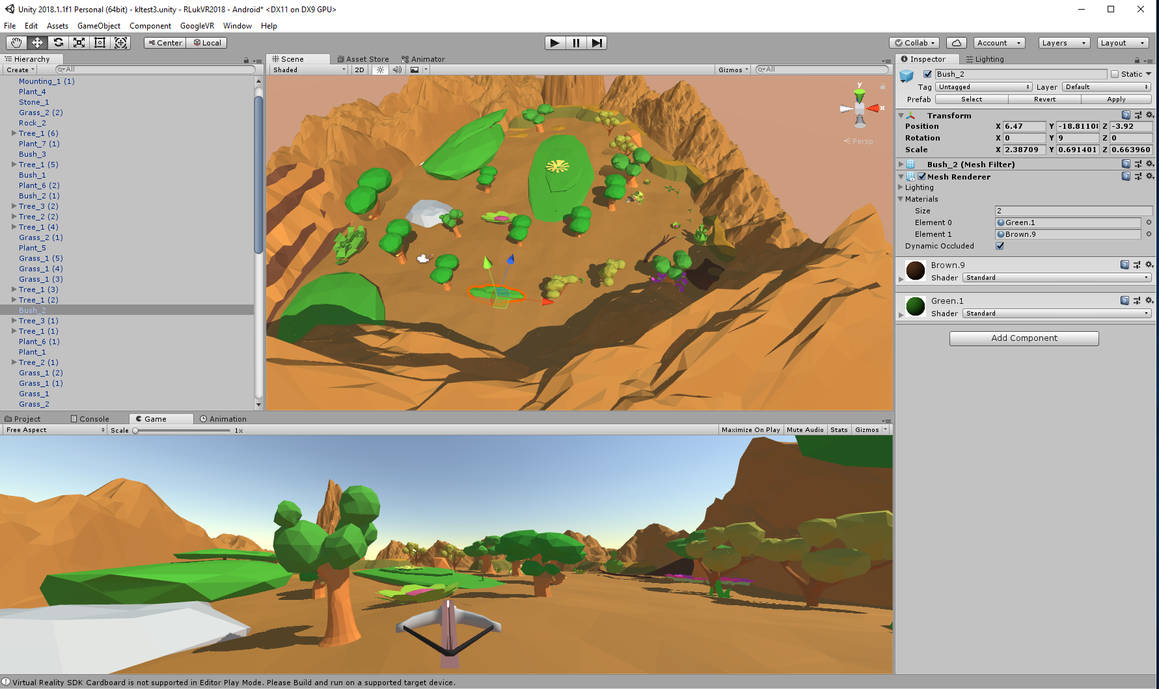 Unity 3d by novadragon1000