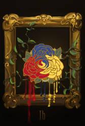 3 roses by gehirnkaefer