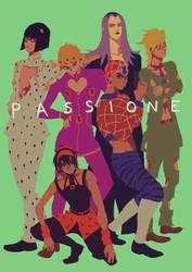passione by gehirnkaefer