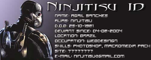 NinjitisuID by Ninjitisu