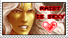My 1st Stamp by Justraistlin