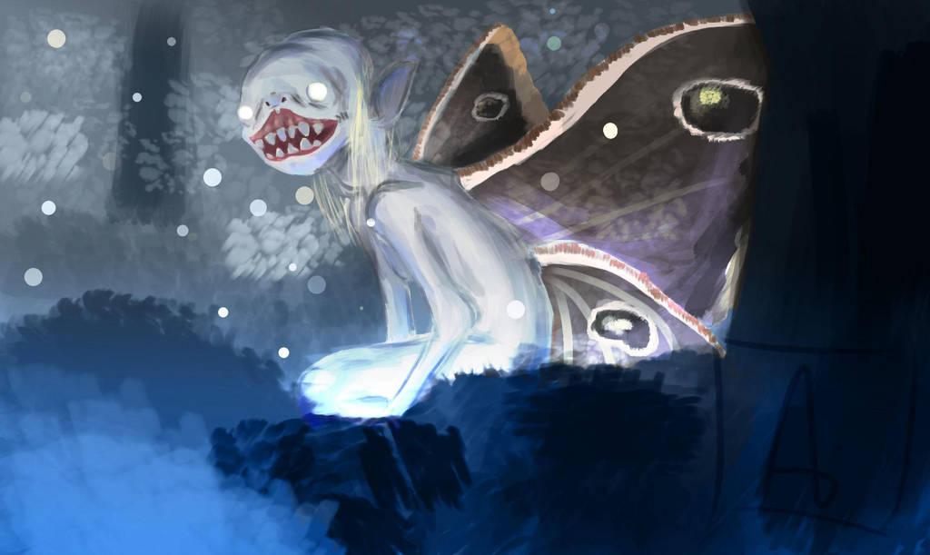 Fairy Godmoth by Veetamine