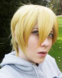 Blonde Hair by kaoru101