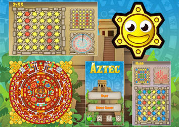 Aztec by FrahDesign