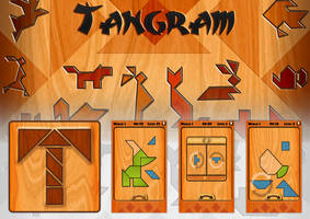 Tangram by FrahDesign
