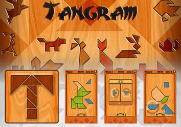 Tangram by FrahDesign