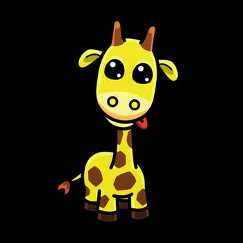 Giraffe by FrahDesign