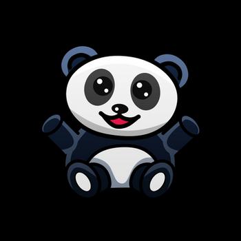 Panda by FrahDesign