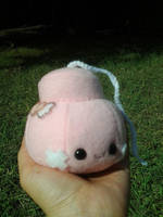 Love Bomb Plushie by Love-Who