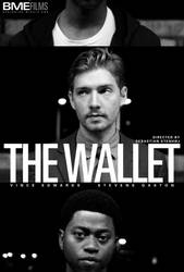 The Wallet - One Sheet by blindbuzta