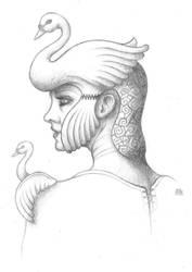 SWAN PRINCESS by KEKIONE