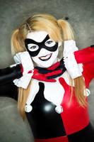 Joke's on You - Harley Quinn by ArtfulAnarchy