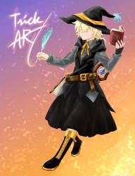 Trick Art by wazabi34