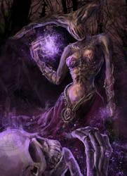 Necromancer by Ashiria