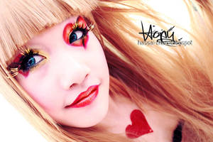 Queen of Hearts [2] by Haych