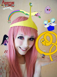 Princess Bubblegum 2 by Helen-Stifler