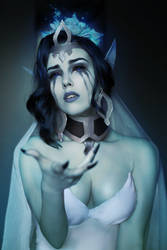 Ghost Bride Morgana by Helen-Stifler