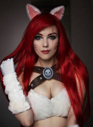 Kitty Cat Katarina by Helen-Stifler