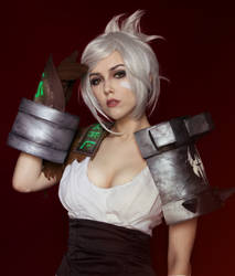 Riven Cosplay by Helen-Stifler
