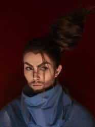 Yasuo makeup by Helen-Stifler