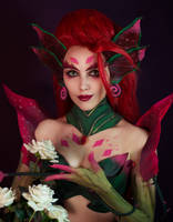 Zyra cosplay by Helen-Stifler