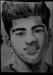 Zayn Malik by RAWRHONEY