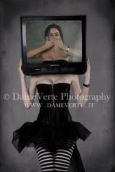 Real Life VS Virtual Life by DameVerte