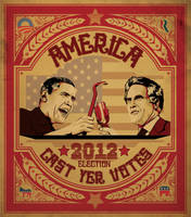 2012 Election Poster by socallow