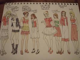 Nyotalia- Fancy Dress 2 by Blackkittycatmeow