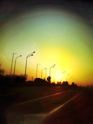 Sunset by vkor