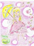 Princess Peachhhh :D by candyleaf