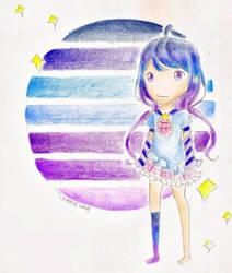 Galaxy by candyleaf
