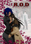 Read or Die Doujin - Goodbye Donnie - Cover by mandygirl78