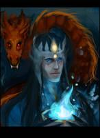 Melkor by IOLFS