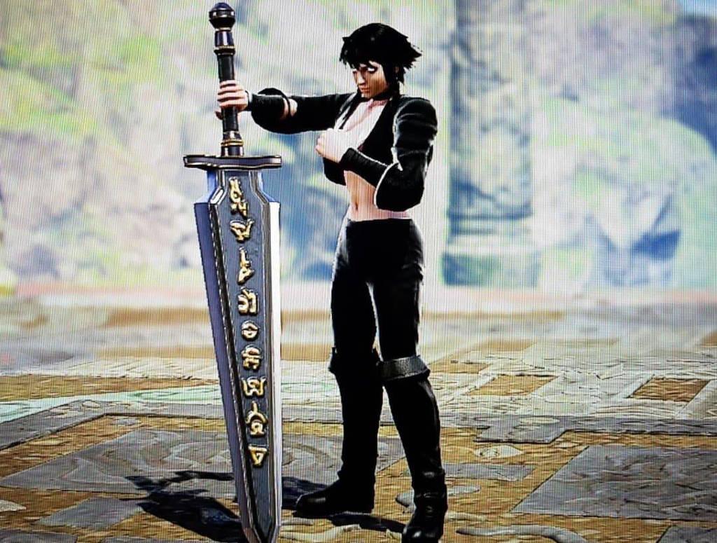 Soul Calibur VI - Jacqueline by Zelda206