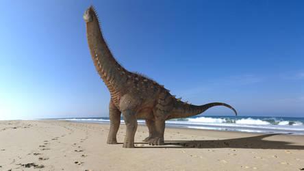 Alamosaurus (1) by Catweazle01