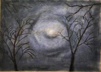In The Moonlight by Kyra-Fletcher