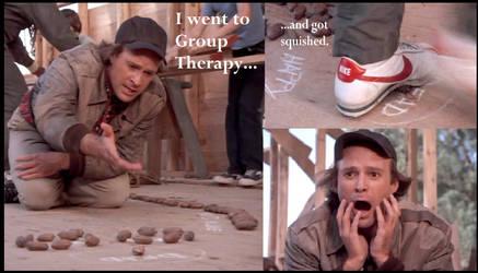 My Group Therapy by Kyra-Fletcher