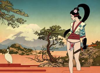 Samurai Pepper by martinplsko